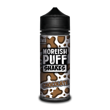 CHOCOLATE SHAKES BY MOREISH PUFF 0MG SHORT FILL - 100ML
