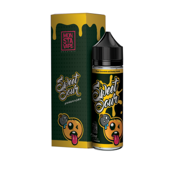 SWEET SOUR 50 ML NO MINT -...